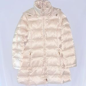 LAUNDRY Champagne Puffer Coat-MED